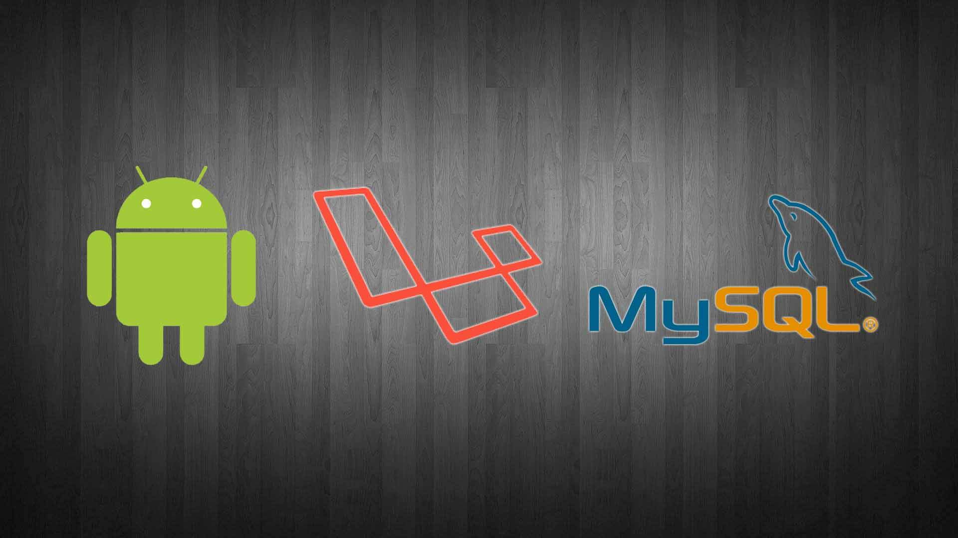 How to install laravel in android phone